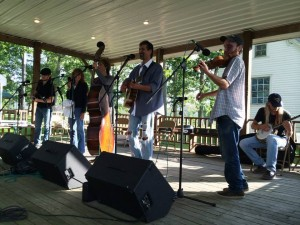 Allegheny Highlands Trail Bluegrass Festival @ Montrose, WV